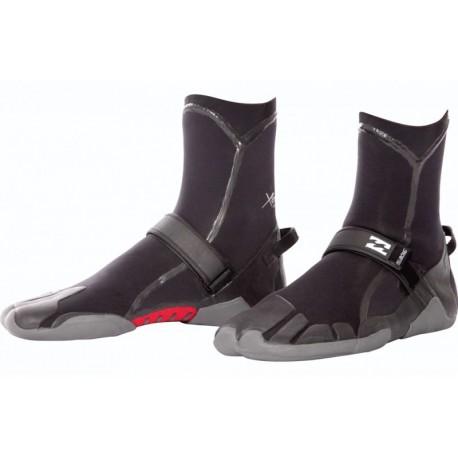 Billabong 3 mm Furnace Boots - round internal split toe