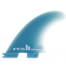 FCS2 Thruster Glass Flex - Performer