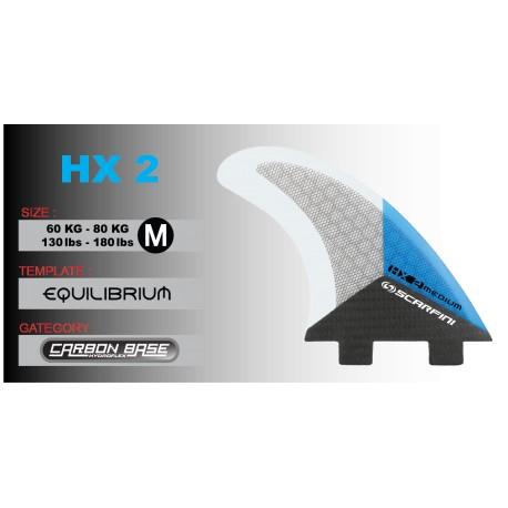 Scarfini Fins - HX2