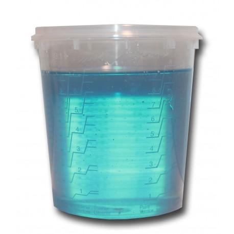 Resina Epossidica CLEAR 0.5 Kg