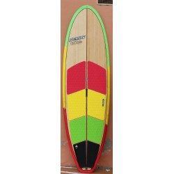 Criminal - SUP grip -Rasta