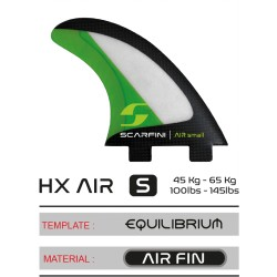 Scarfini Fins FX Air Fins Small - Thrustet Futures