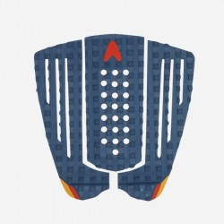 ASTRO Deck Traction- Gudauskas - 3 PIECES Arc Pad- Navy/red