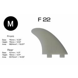 Pinne Thruster Sarfini fins F22