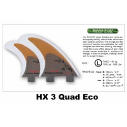 HX 3 QUAD eco - Quad L (70kg - 90kg)