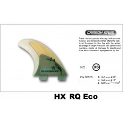 HX Rear Quad Eco - XS