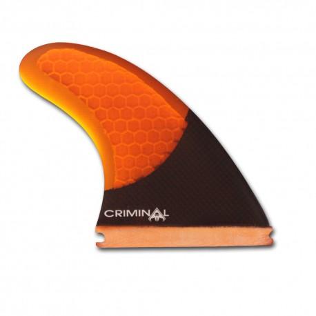 Super Thruster - M (55kg - 75kg) - orange