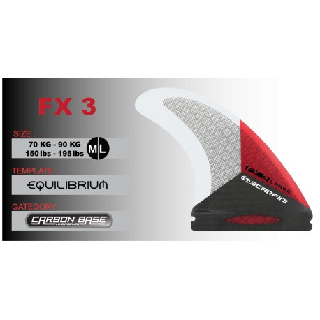 FX 3 - Thruster L (70kg - 90kg)