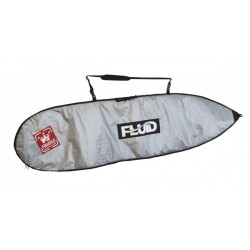 FLUD - SHORT Poly 6'3'' - silver