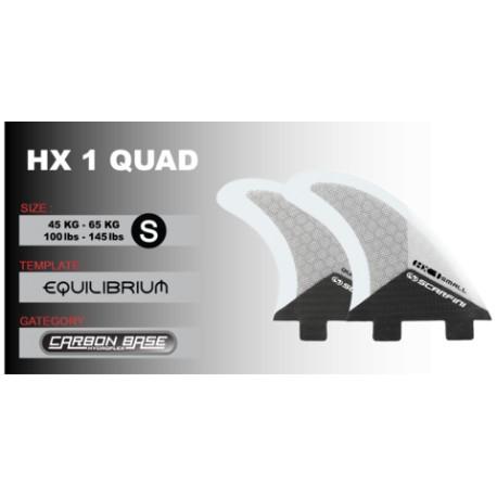 HX 1 QUAD - Quad S (45kg - 65kg)