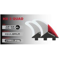 HX 3 QUAD - Quad L (70kg - 90kg)