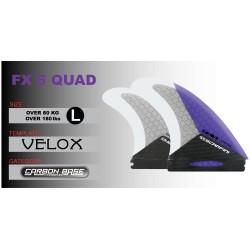 FX 5 QUAD - Quad L (sopra 80kg)