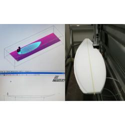 Servizio Preshape Surfboards