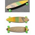 Custom Long Skate Pigment Fiberglass