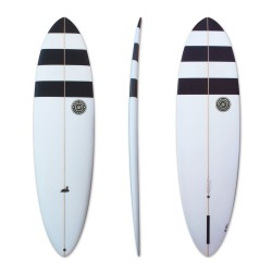 Twinsbros Surfboards- Black Swan