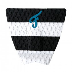 Famous Grip-WOODLAKE - 3 PIECE WHITE/BLACK