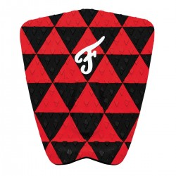 Famous Grip-ISLAND PRIDE - 5 PIECE - RED/BLACK