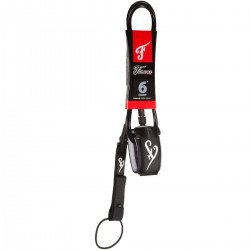Famous Leash WOODLAKE 5' COMP BLACK