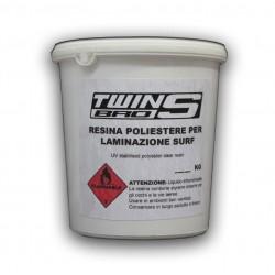 Resina poliestere per laminazione 1 Kg
