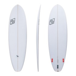 TwinsBros Surfboards - Mr. Freaky