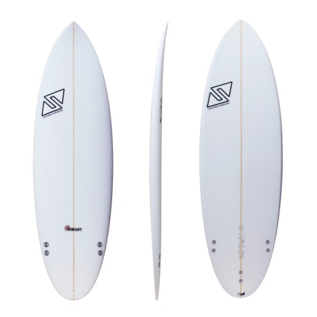 TwinsBros Surfboards - Dinghy