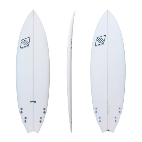 TwinsBros Surfboards - Jhonny fish