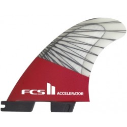 FCS II Accelerator PC Carbon Tri Set - size MEDIUM