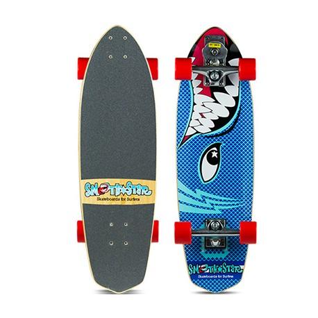 30″ SmoothStar Barracuda (Blue)