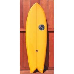 Twinsbros Surfboards - Enjoy Twin - 5'5''x 20 7/8'' x 2 7/8''_ 32.27 Litri