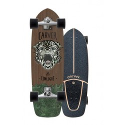 "Carver Skateboard - 29.5"" Courtney Conlogue Sea Tiger"