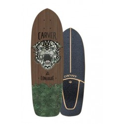 "Carver Deck - 29.5"" Courtney Conlogue Sea Tiger"