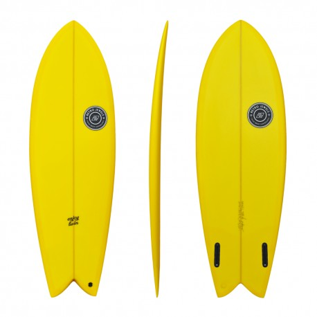 "Twinsbros Surfboards - Enjoy Twin - 5'10"" x 21 3/4″ x 2 7/16″ Volume: 37,16l"