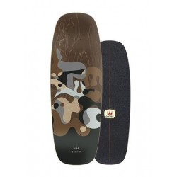 "Carver Deck - 27.5"" Gray Ray"