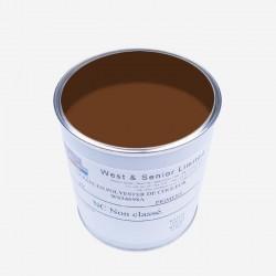 Pigmento per resine OXTAIL/MARRONE 50 gr