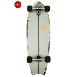 "Slide Surf Skateboards - Fish Pavones 32 "" - SPEDIZIONE GRATUITA"
