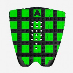 ASTRO Deck Traction- Crossroads- arch 3 pieces pad - Black Green