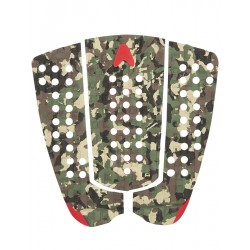 ASTRO Deck Traction- NATHAN FLETCHER - 3 PIECES Arc Pad- CAMO