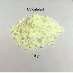 Catalizzatore SOLARE UV in polvere per poliestere -10 gr