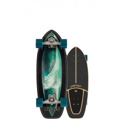 "Carver Skateboard - 28 ""Super Snapper"