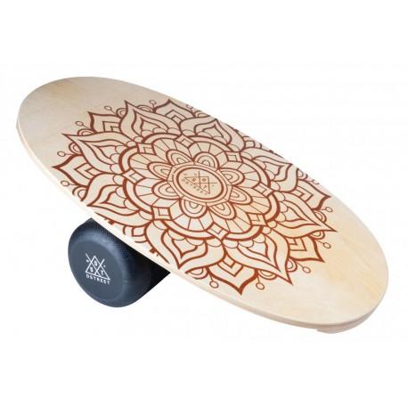 D Street Balance Board Mandala Original