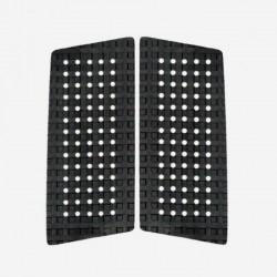 ASTRO Deck Traction- Front pad- 2 PIECES nero con buchi