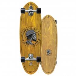 "CARVER skateboard 32.5"" HOBO- Truck C7"