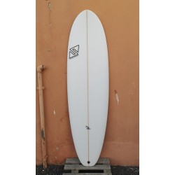 TwinsBros Surfboards -Mr Freaky- 6.6 x 21 3/4 x 2 3/4 - 45.5 L- Futures system