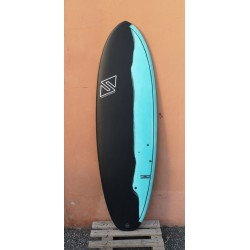 TwinsBros Surfboards -Billy Belly- 5.10 x 21 x 2 1/2 - 35.8 L- FCS2 system