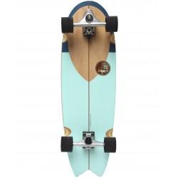 """Slide Surf Skateboards -SWALLOW NOSERIDER 33""""- SPEDIZIONE GRATUITA"""