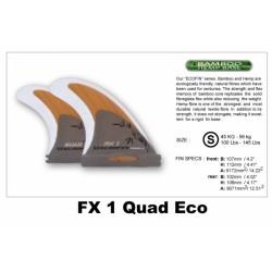 FX 1 QUAD eco - Quad S (45kg - 65kg)