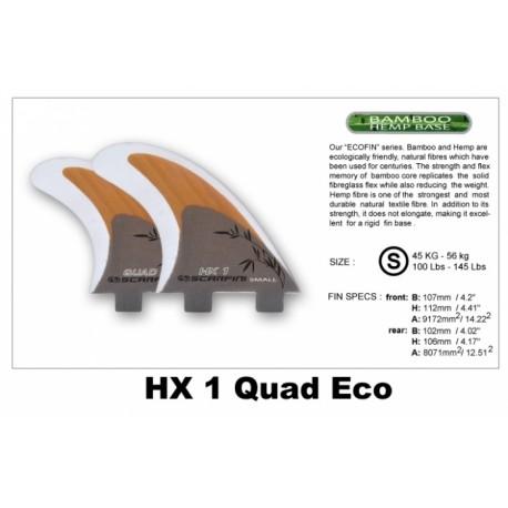 HX 1 QUAD eco - Quad S (45kg - 65kg)