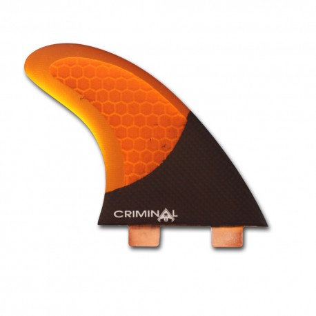 Super Thruster - M (55kg - 75kg) - orange