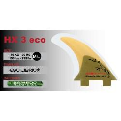 HX 3 ECO - Thruster L (70kg - 90kg)