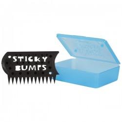 Sticky bumps - Wax pocket